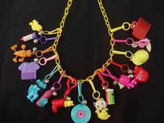 Who had a junk necklace in the 80s?
