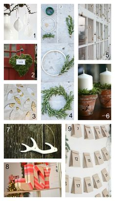 Chamomile & Peppermint: Best 9 Christmas DIY ideas for 2013