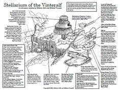 Just in time for the bone-chilling cold we're experiencing here in Toronto, Michael Atlin and I have put together a winter themed one-page d. Fantasy Map, Fantasy Places, D20 Modern, Game Resources, Map Painting, Dungeons And Dragons Homebrew, Dungeon Maps, Fiction, Cartography
