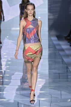 Versace S/S 2015 www.sewingavenue.com