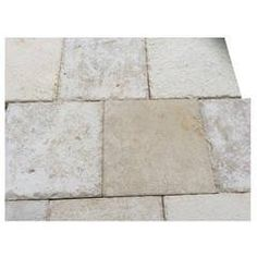 French Limestone Floors Louis XIII Style
