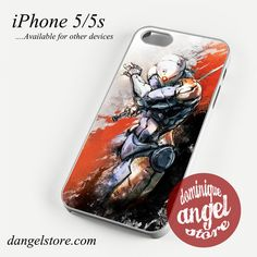 Metal Gear Solid  Gray Fox Phone case for iPhone 4/4s/5/5c/5s/6/6 plus