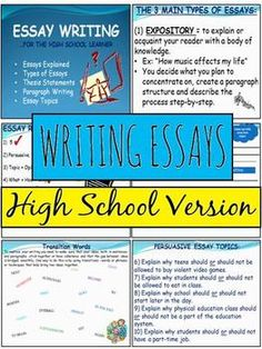 english essay for ib subject guides