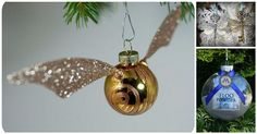 19 Harry Potter Ornaments For An Amazingly Nerdy Christmas Tree | Diply
