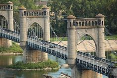 ✅ Pont suspendu de Langeais (37)
