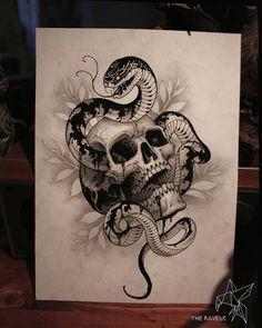 What is the meaning of eagle and snake tattoos?- Was ist die Bedeutung von Adler- und Schlangen-Tattoos? Onehowto – Schlangen- oder Schlangen-Tattoos What is the meaning of eagle and snake tattoos? Onehowto – snake or snake tattoos # eagle - Wolf Tattoos, Eagle Tattoos, Skull Tattoos, Body Art Tattoos, Sleeve Tattoos, Eagle Neck Tattoo, Thigh Tattoos, Animal Tattoos, Mädchen Tattoo