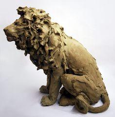Watching lion / Stephanie Quayle