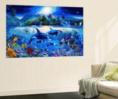Majestic Kingdom Mini Mural Huge Poster Art Print Wallpaper Mural At  AllPosters.com