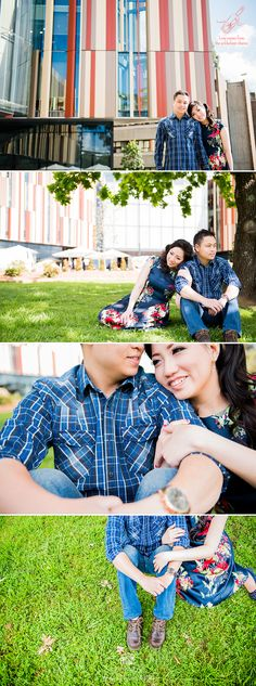 Personalized your prewedding photo shoot. Choose a place that hold a precious memory in you and your loved one's hearts. Chung & Feni met-up for the first time at their university's college and that's where they wanted to have a prewedding session.