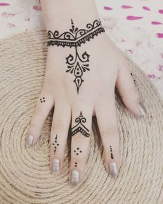 Tattoo  #nailtattoo Nail tattoo