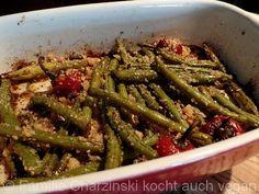 Indische Knusperbohnen - Familie Charzinski kocht auch vegan