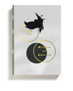 Witches of America gets my vote. Judging this book by its cover, would read -