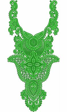 Now you can enjoy our Premium Range Embroidery Designs of Neck Embroidery Neck Designs, Beaded Embroidery, Design Of Neck, Neckline Designs, Wall Drawing, Lace Flowers, Stitch Design, Wedding Wear, Bed Design