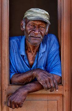 Cuban Man by John Barclay -#cuba #trinidad