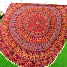 Indian Mandala Tapestry, Round Roundie Tapestry, Mandala Tapestry,Home Decor Round Tapestry, Wholesale Round Tapestry, Decor Indian Mandala Tapestry. Indian Mandala, Mandala Tapestry, Beach Mat, Outdoor Blanket, Home Decor, Decoration Home, Room Decor, Interior Decorating