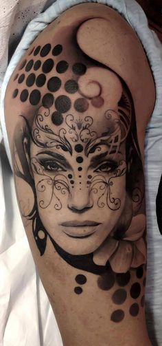 Amazing tattoo :) This is absolutely beautiful