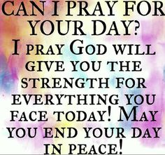 Can I Pray for YOU! YES PLEASE! Thank you for your loving prayers dear Cynthia J. Ly