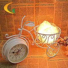 It does not get any sweeter than this.  voice pierced the... :-) http://www.sustainthefuture.us/products/voice-pierced-the-iron-clock-grade-salt-lamp-table-lamp-110v-220v-e14-bedroom-bedside-lamp-night-light-continen?utm_campaign=social_autopilot&utm_source=pin&utm_medium=pin