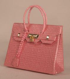Designer Handbag Rose by Nhu Nizza