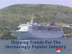 Interested in learning of the ways the shipping industry is facing a change? Glance through the presentation.