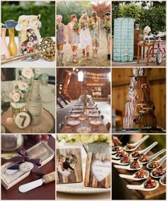 Rustic wedding ideas blog: hotref.com #rusticwedding #rustic