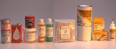 Conservation Products, Restoration Materials, & Archival Supplies