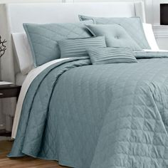 Royal Velvet® Ogee Bedspread  found at @JCPenney