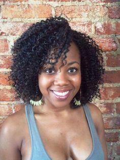 Crochet Braids With Kanekalon Hair | Crochet Braids By Twana