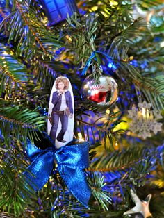 Wibbly-Wobbly Timey-Wimey Stuff and Nonsense: Doctor Who Christmas Tree & Weeping Angel