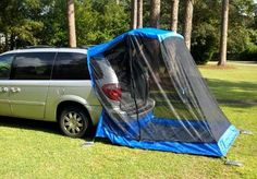 camping toyota sienna tent - Google Search