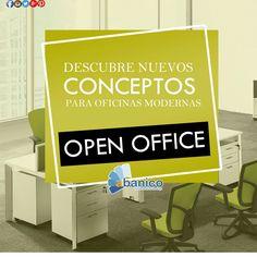 Abanico trae nuevos conceptos para instalar y/o re-modelar tu oficina con diseños modernos en estaciones de trabajo. Descubre nuestra nueva línea BEECH. ¡Ven y visítanos! Contácatanos al tel. 2440-1607