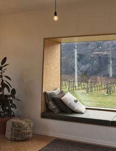 A newbuild in Gibbston Valley is a lesson in pared-back simplicity - Homes To Love