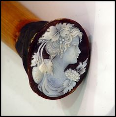 Cameo made in Pompeii