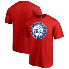 Philadelphia 76ers Team Essential T-Shirt - Red