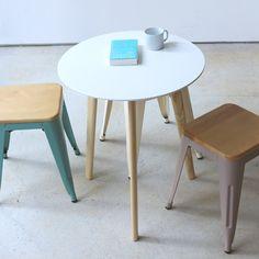 ミニマムカフェテーブル