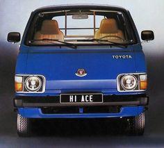 Toyota Hiace EU-spec '1977–83