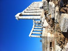 #Sounio #Temple of Poseidon