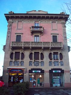 Palazzina Liberty a Bergamo - www.italialiberty.it