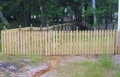 Residential Wood Fencing Fortress Fences Western Red Cedar Chapel