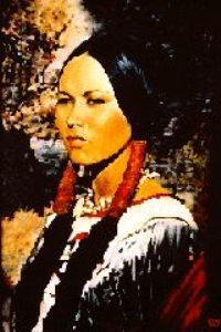 Running Eagle, Piegan Blackfoot Indian warrior-princess...super interesting to me because my grandma came from blackfoot people. :):