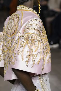 Georges Hobeika at Couture Spring 2017 (Details)