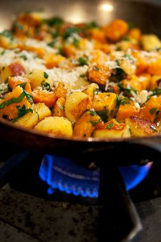 NYT Cooking: Gnocchi With Spring Vegetables and Basil
