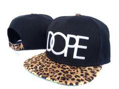 DOPE MCMLXXXV Snapback caps black leopard basketball hats leopard snapback  for cheap selling online ! 6e7a376f62b