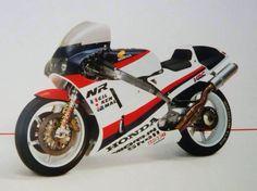 1987 Honda NR750