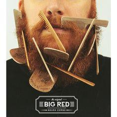 Extensive Comb Testing Continues! #bigredbeardcombs #beardcomb #beardcombs #woodcomb #beardoil #beardgang #beardedmen #beardlife #beardlife #beardporn #beardnation #beardstildeath #beardsofinstagram #photooftheday