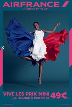 Campagne - Vive les Prix Mini! - Air France                                                                                                                                                                                 More