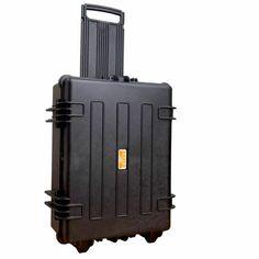 88a4b5c51 BAHCO Chariot Rangement à Outils pour Atelier Très Résistant Noir 53 L Maletas  Rigidas, Ruedas