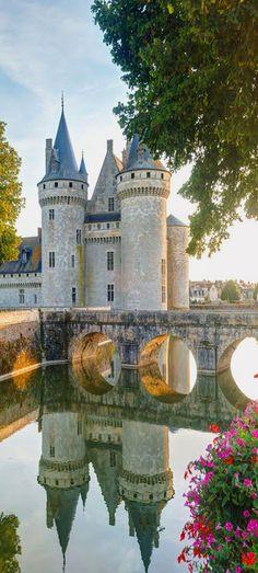 Château de Sully-sur-Loire, Loire Valley, France