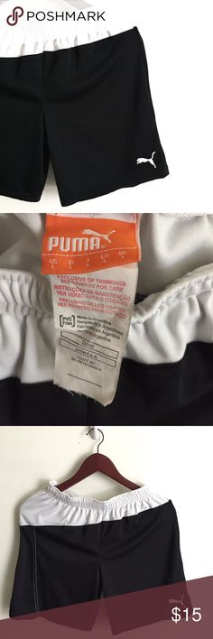Puma Shorts Puma Shorts in Good Preowned Condition Puma Shorts
