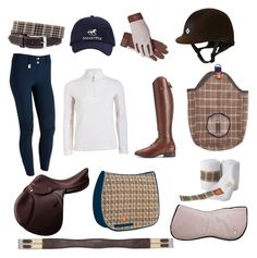 """""""Baker Plaid"""" by sophiaaamariaaa ❤ liked on Polyvore featuring Gosh and Ariat"""